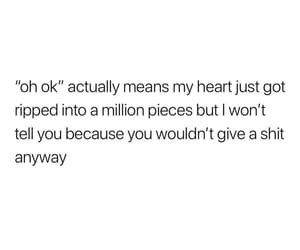 give, heart, and ok image