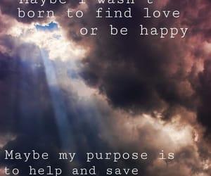 background, life, and Lyrics image