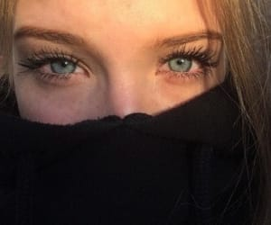 beauty, eyes, and blonde image
