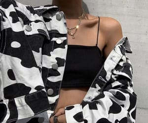 fashion and cow image