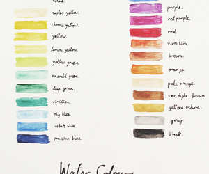 art, colors, and colours image