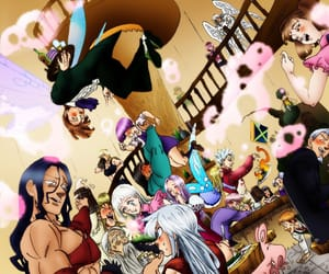 seven deadly sins and nnt image