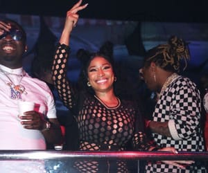 clubs, nicki minaj, and dimples image