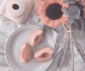aesthetic, blush, and pink image