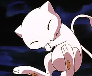 gif, mew, and pokemon image