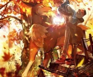 anime, kawaii, and pokemon image