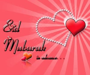eid mubarak in advance image