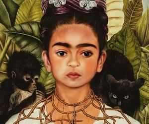 frida kahlo, méxico, and girl image