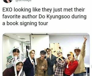 Chen, kpop meme, and d.o image