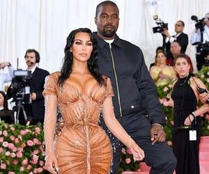 fashion, met gala 2019, and kanye west image