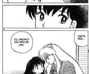 inuyasha, manga, and anime image