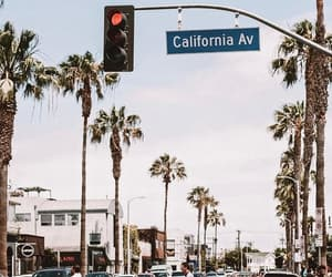 california, la, and city image