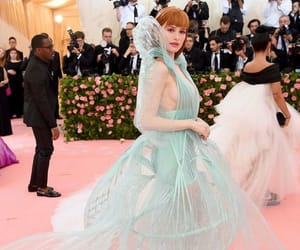 madelaine petsch, fashion, and met gala 2019 image