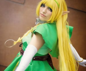 anime, cosplay, and cosplayer image