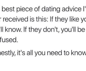 advice, dating, and Best image