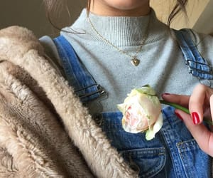 fashion, soft, and style image