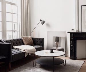 home, couch, and decor image