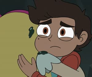 cute couple, marco diaz, and gif image