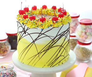cake, chocolate, and desserts image