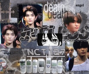 angel, png, and nct 127 image