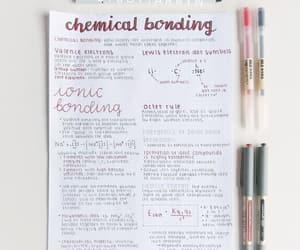 chemistry, study, and studyblr image