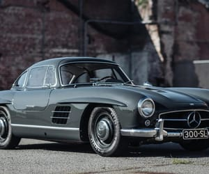 mercedes, mercedes amg, and gullwing image