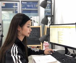 model, kang kyungmin, and ulzzang image