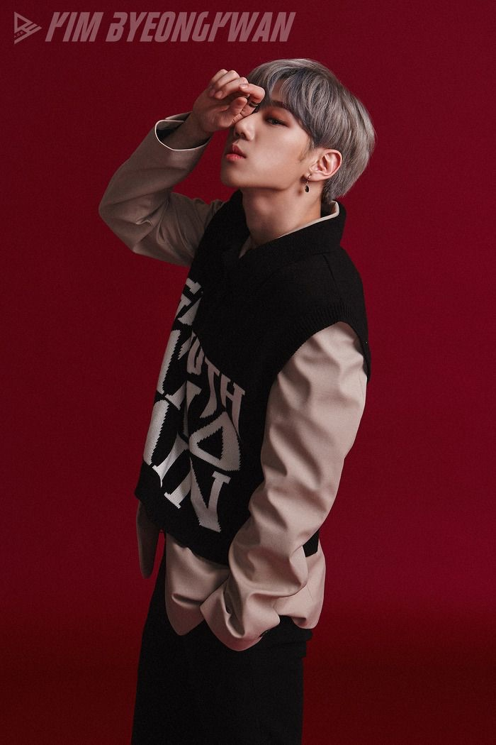 A.C.E - Under Cover [Kim Byeong Kwan] ♥️🖤 on We Heart It