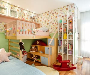 baby, kids room, and baby room image