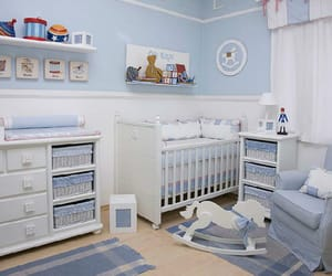 baby, decor, and baby room image