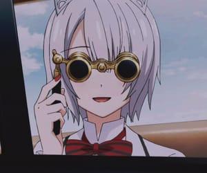 anime, girl, and char image