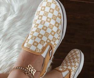 Louis Vuitton, shoes, and vans image