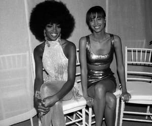 Naomi Campbell and 90s image