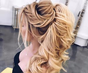 design, hair, and hairstyle image