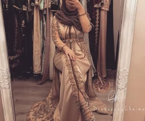 arabic, fashion, and hijab image