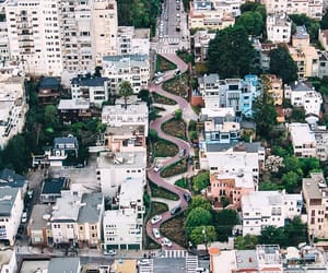 city, san francisco, and road image