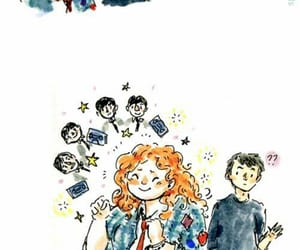 book, eleanor & park, and fanart image