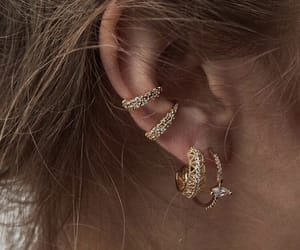 earrings, style, and accessories image