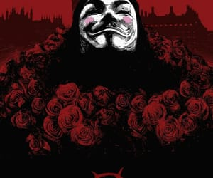 anonymous, v for vendetta, and film image
