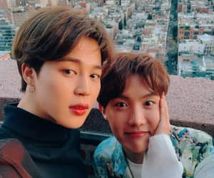 jimin bts and jhope bts image