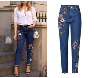 bottoms, jeans, and pants image