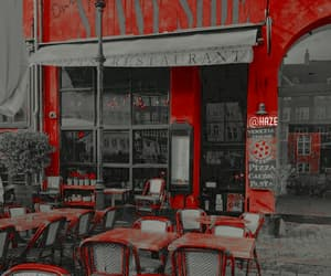 aesthetics, buildings, and cafe image