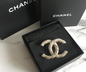 chanel, fashion, and porte feuilles image