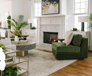 cool, fashion, and fireplace image
