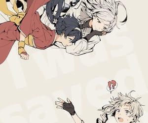 atsushi, bungou stray dogs, and kyouko image