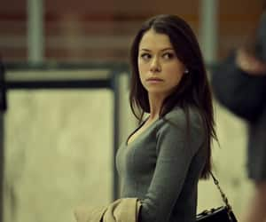 brunette, classy, and orphan black image