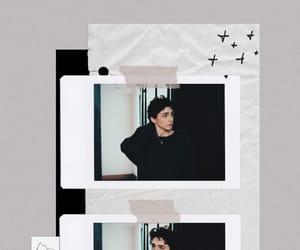 aesthetic, lockscreen, and elio perlman image