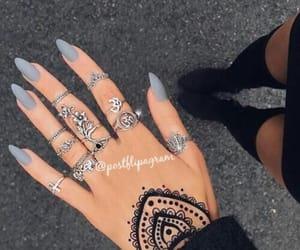 amazing, girls, and henna image