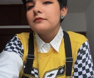 chevrolet, eyeliner, and makeup image