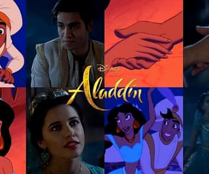 aladdin, cinema, and disney image